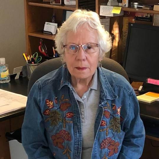 Sharlene, Office Manager